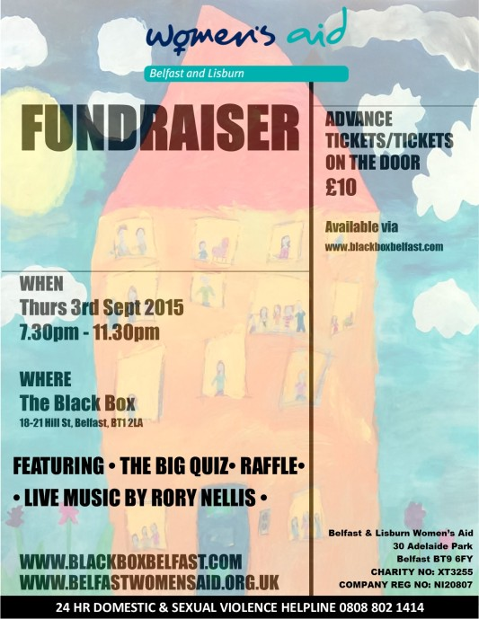 Fundraiser Flyer (2)