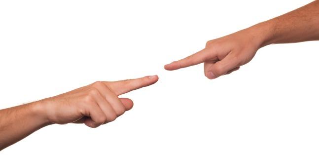 pointing-mediation